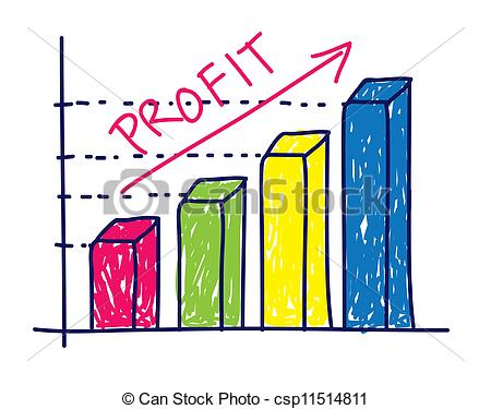 Profit Illustrations and Clip Art. 150,249 Profit royalty free.