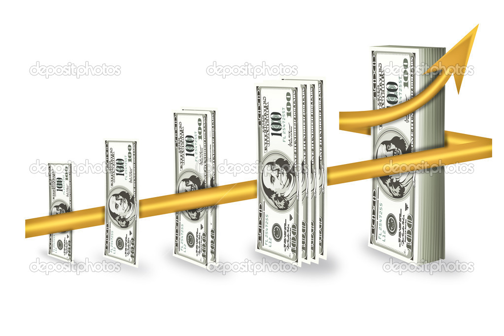 Profit maximization clipart.