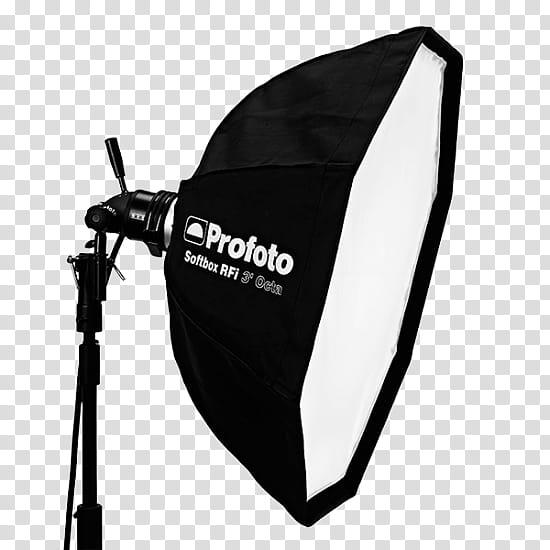 Graphic lighting Softbox Profoto , light transparent.