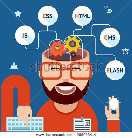 Computer Language Stock Images, Royalty.