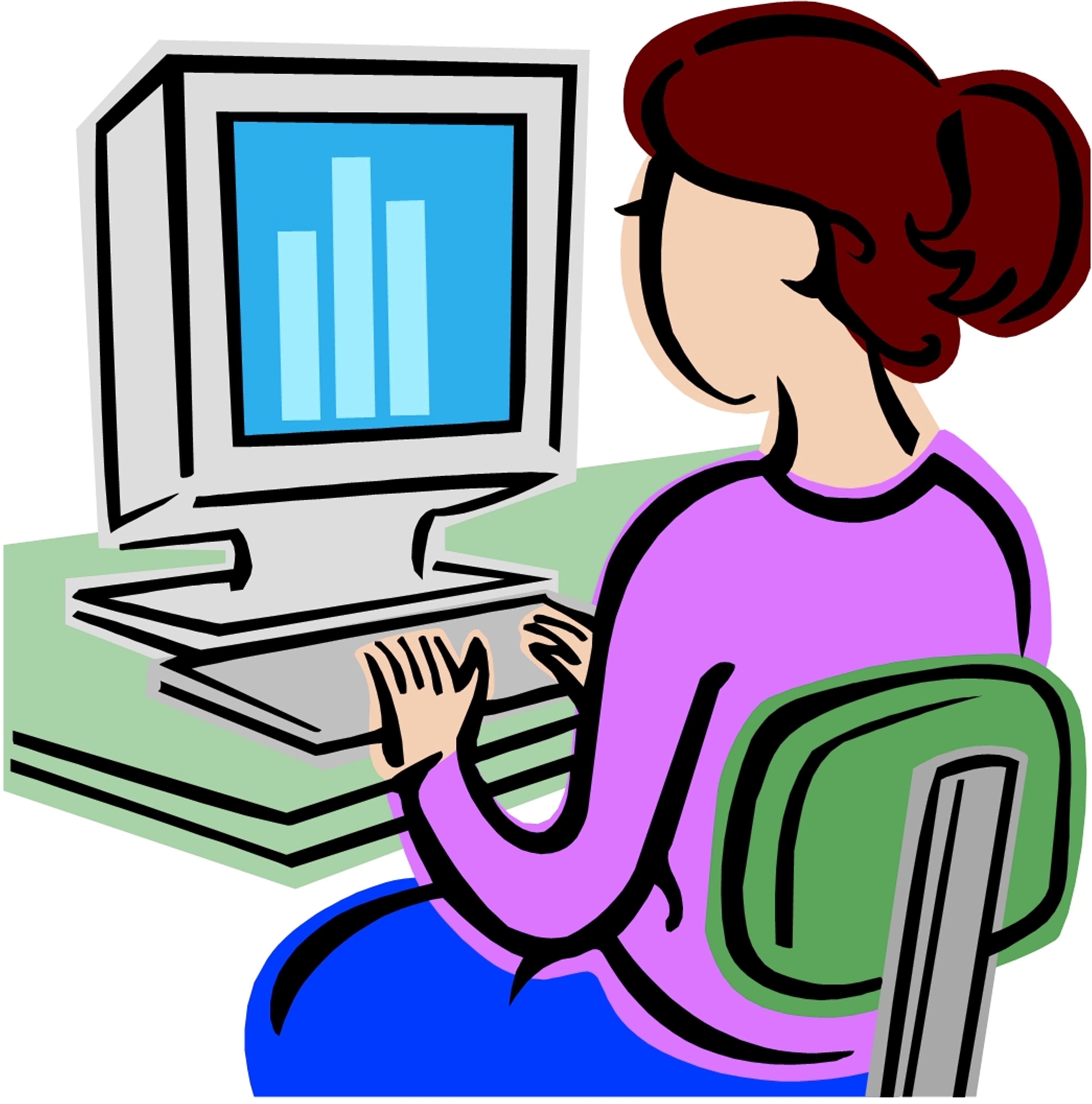 Free computer programming clipart.