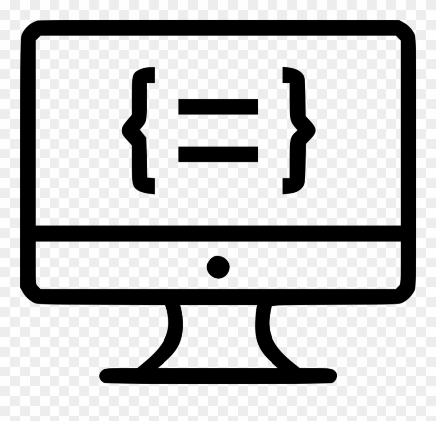 Coding Icon Clipart Computer Icons Computer Programming.