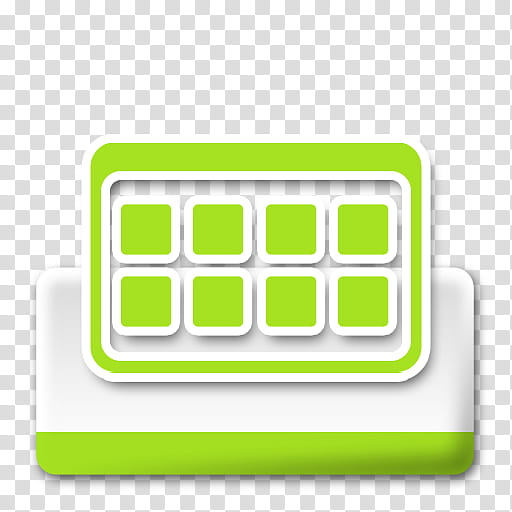 Totalicious G Sugar Edition, Programs icon transparent.