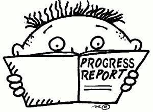Progress report clipart 5 » Clipart Station.