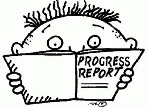Progress Report Clip Art (106+ images in Collection) Page 1.