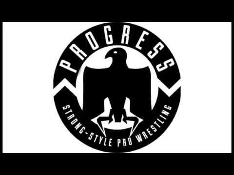 Progress Wrestling Logo.