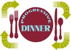 13 Best Progressive Dinner images.