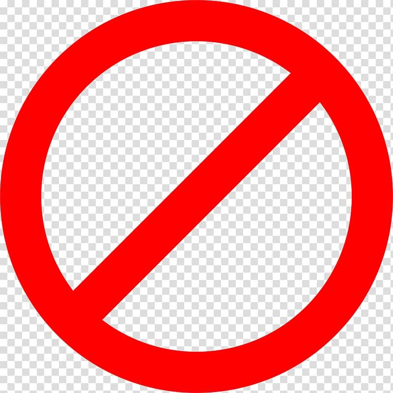 NO signage, Stop sign No symbol Warning sign Red , Block.