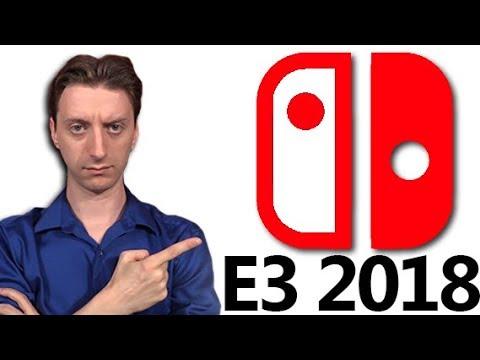 Grading Nintendo\'s Press Conference E3 2018.