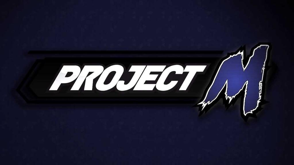 Steam Community :: :: Project M logo.