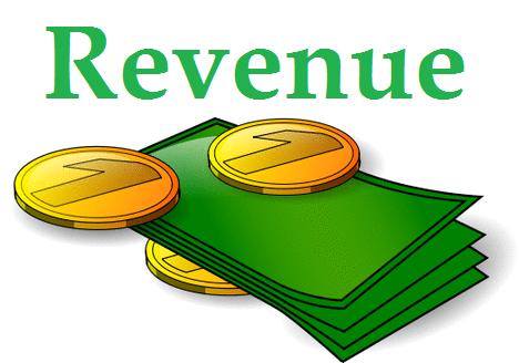 Revenue clipart.