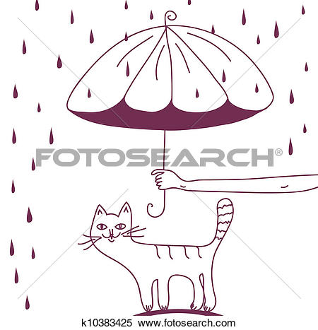 Stock Illustration of Protect your pets k10383425.