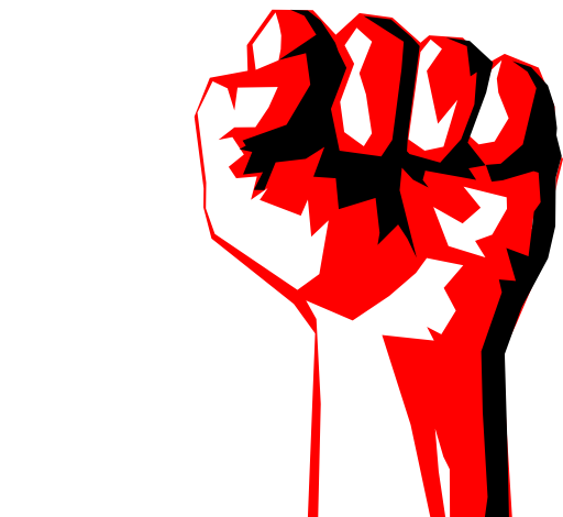 Worker Fist Clipart.