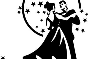Prom clipart.