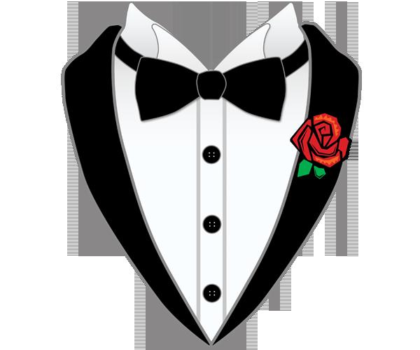Tuxedo Clipart