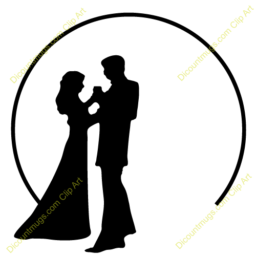 Prom couple clipart 6 » Clipart Station.
