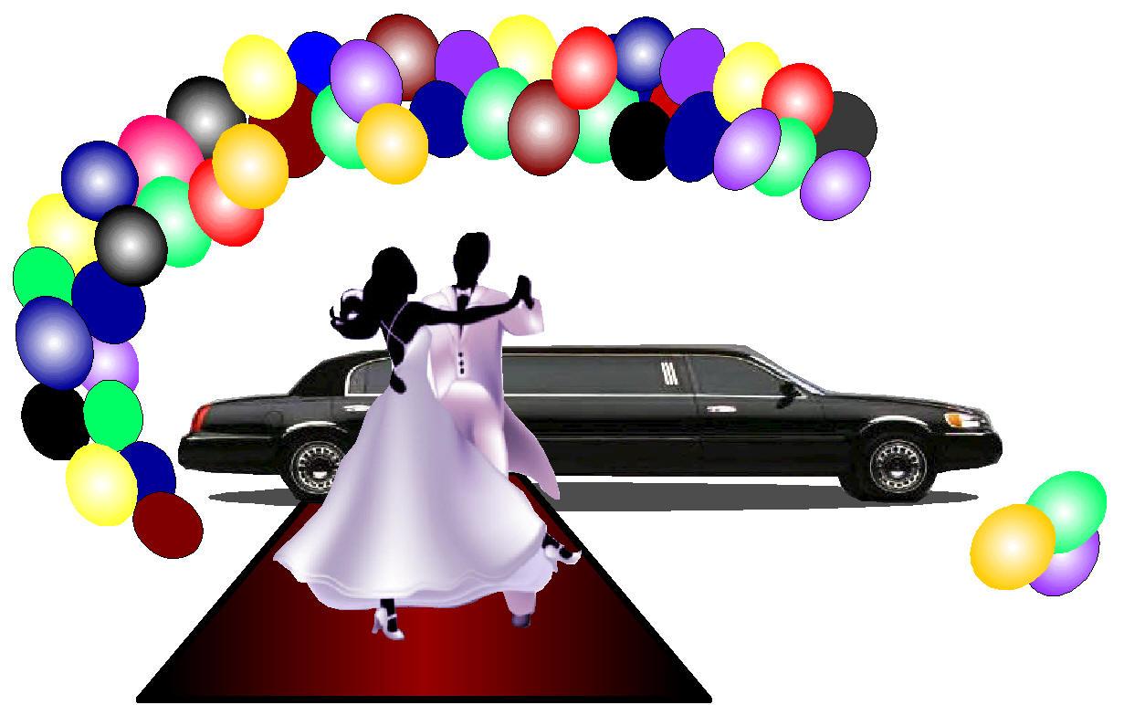 Prom Night Clip Art N3 free image.