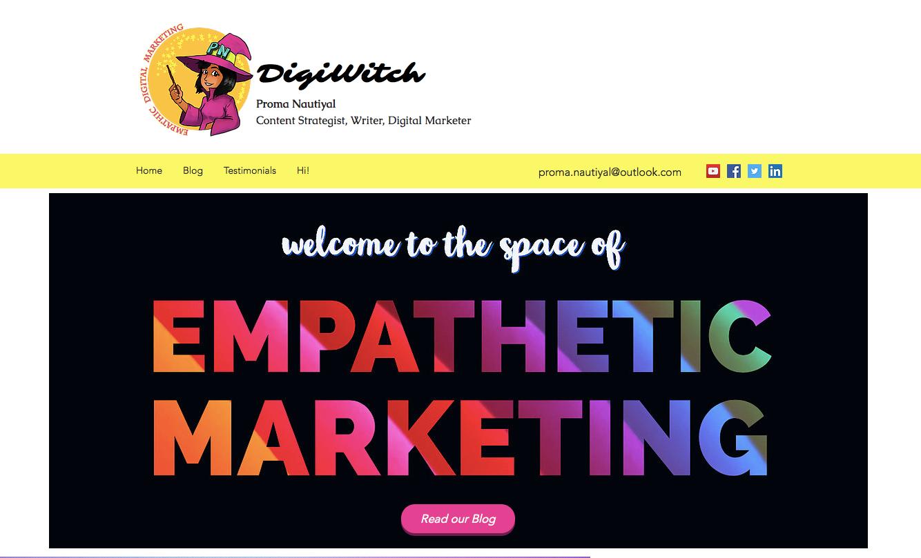 Digital Marketing Agency.