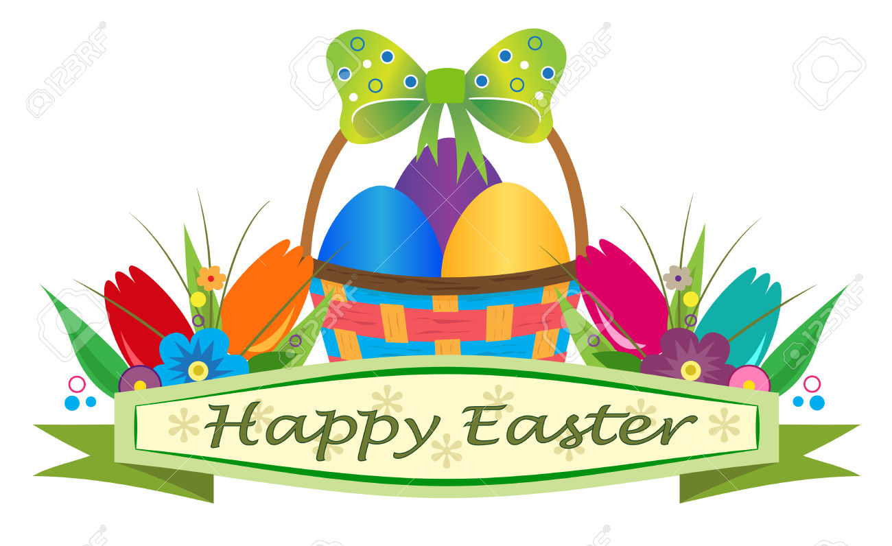 Free Easter Basket Clipart Photos Images Pictures & Wallpapers.