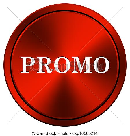 Clipart of Promo icon.