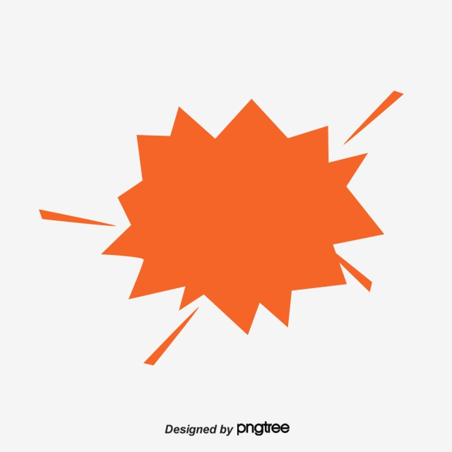 Double Eleven Promotion Explosive Sticker, Vector Png, Blast.