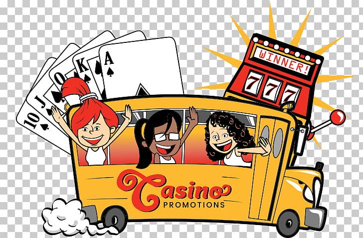 Servicio de autobús turístico casino viajes, promoción de.