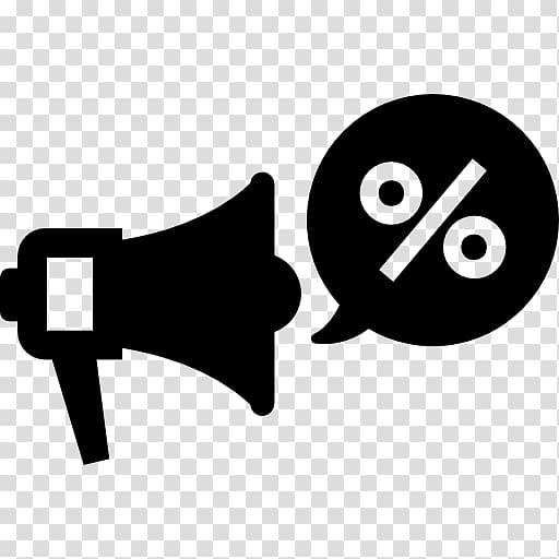 Black loudspeaker illustration, Computer Icons Promotion.