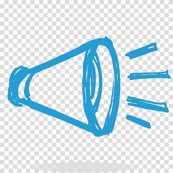 Horn loudspeaker logo, Promotional merchandise Business.
