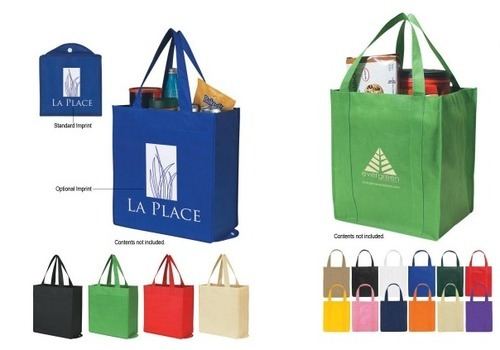 Manufacturer Of Promotional Bags With Logo.