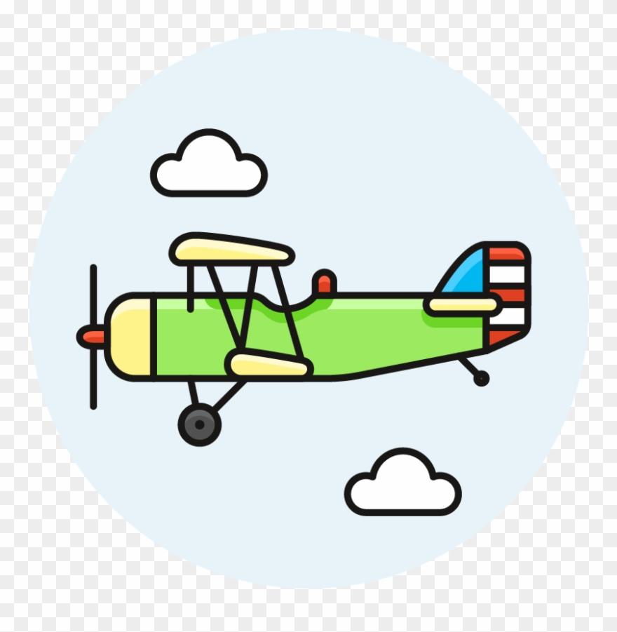 14 Propeller Plane.
