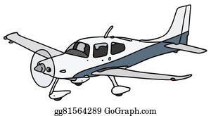 Airplane Propeller Clip Art.
