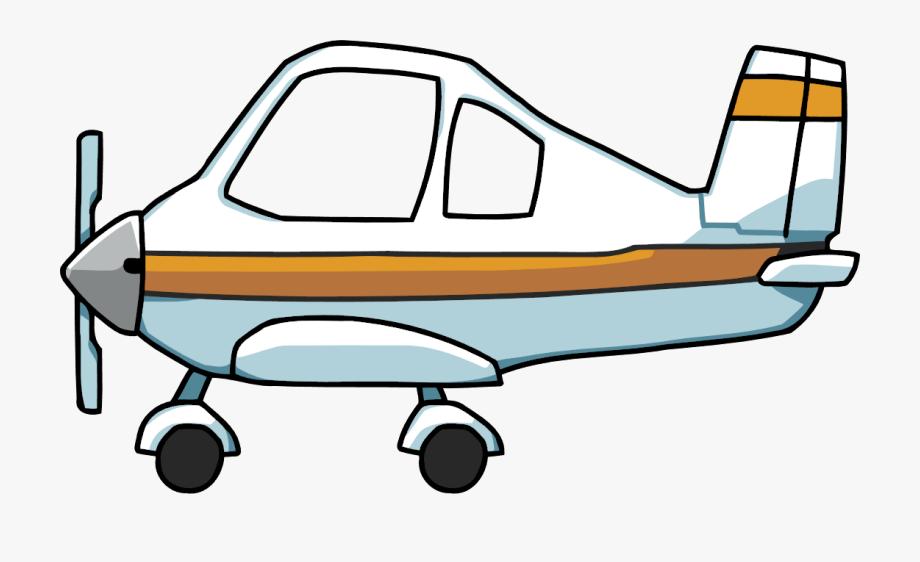 Clipart Plane Prop.