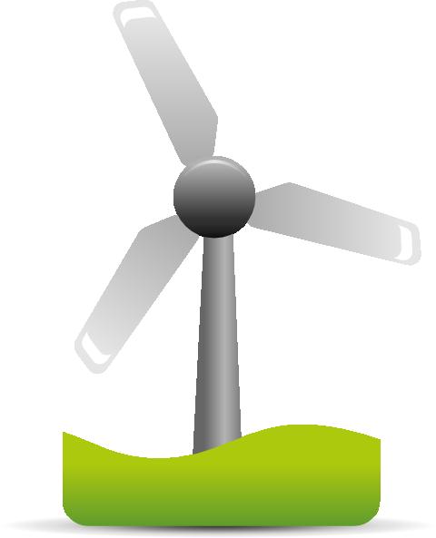 Wind Turbine Clip Art at Clker.com.