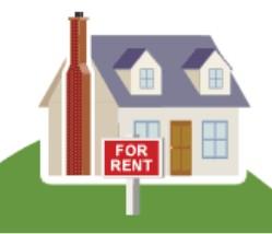 Rental Property Clipart.