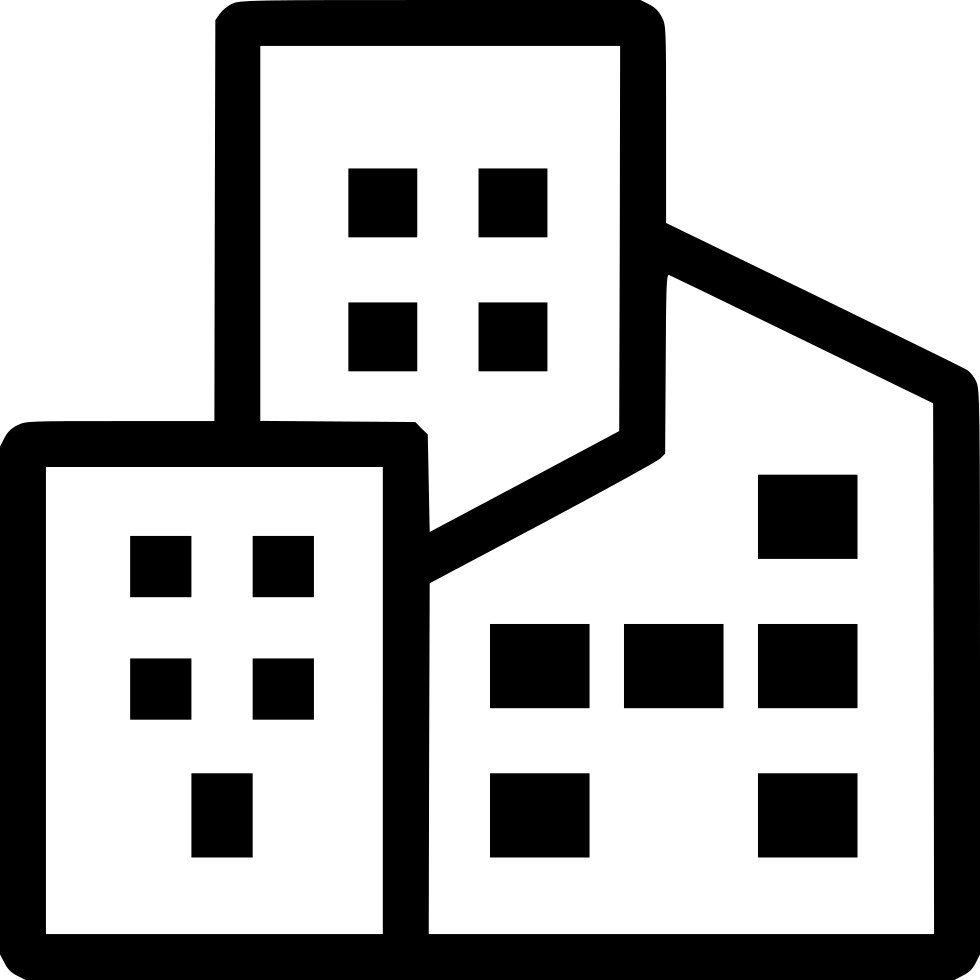 Commercial Property Svg Png Icon Free Download (#453814.