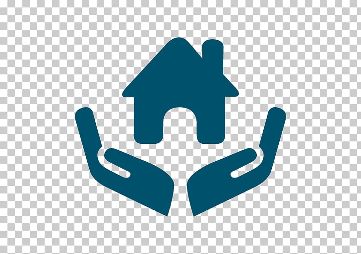 Real Estate House Estate agent Property Logo, marriage hands.