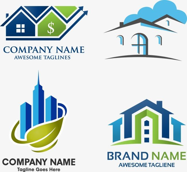 Vector Real Estate Logo Free Logo Design Template, Property.