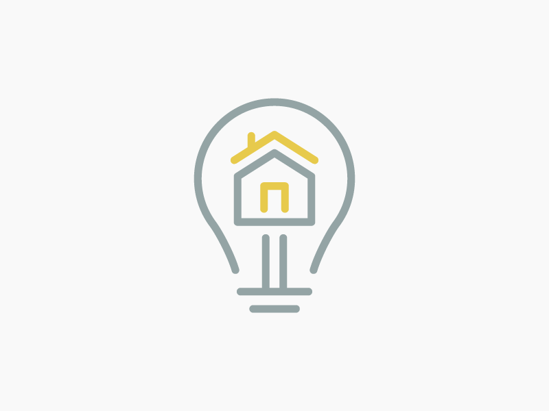 Brilliant Property Management Logo by Beckie Hermans on Dribbble.