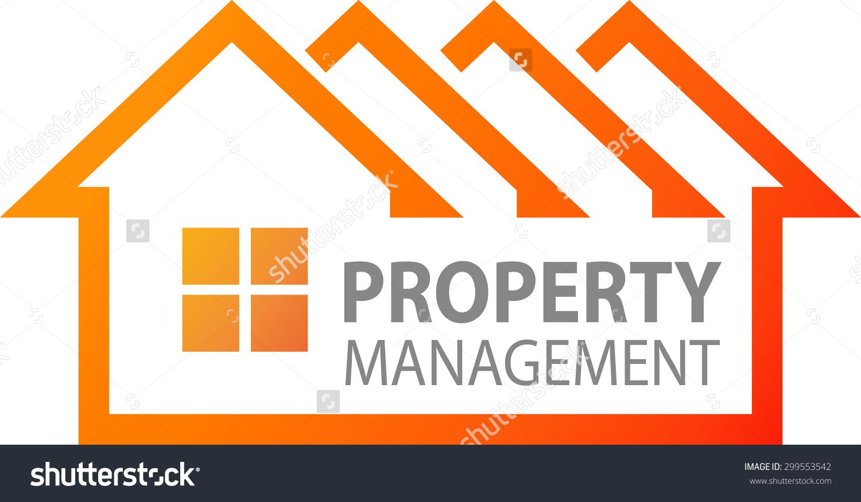 Property Management Logo Stock Vector 299553542.