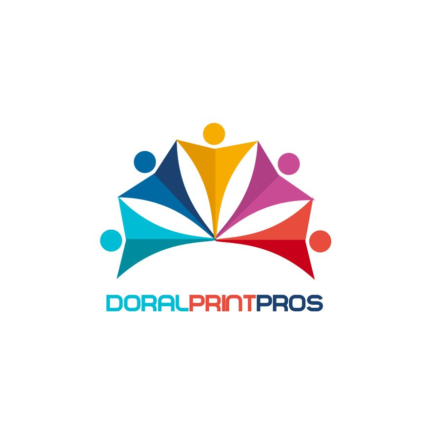 Entry #8 by shilpon for Doral Print Pros Logo.