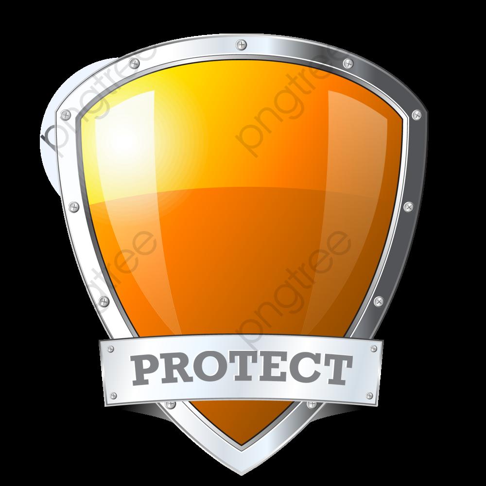 Shield, Protect, Protective Shield, Silver Shield PNG.