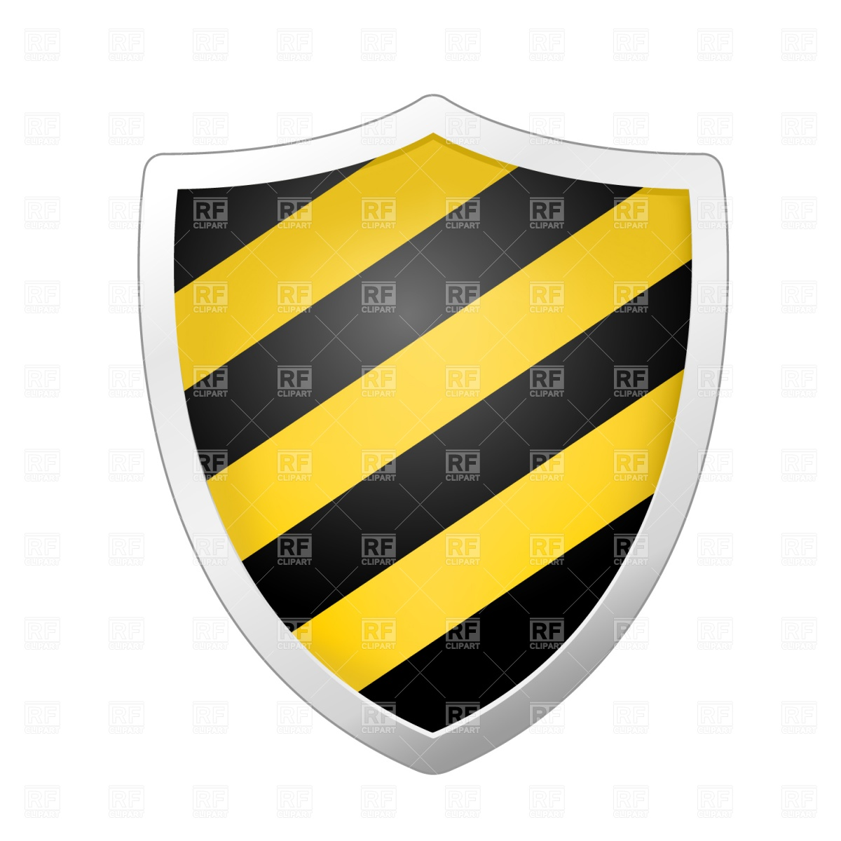 Protection shield Vector Image #1514.
