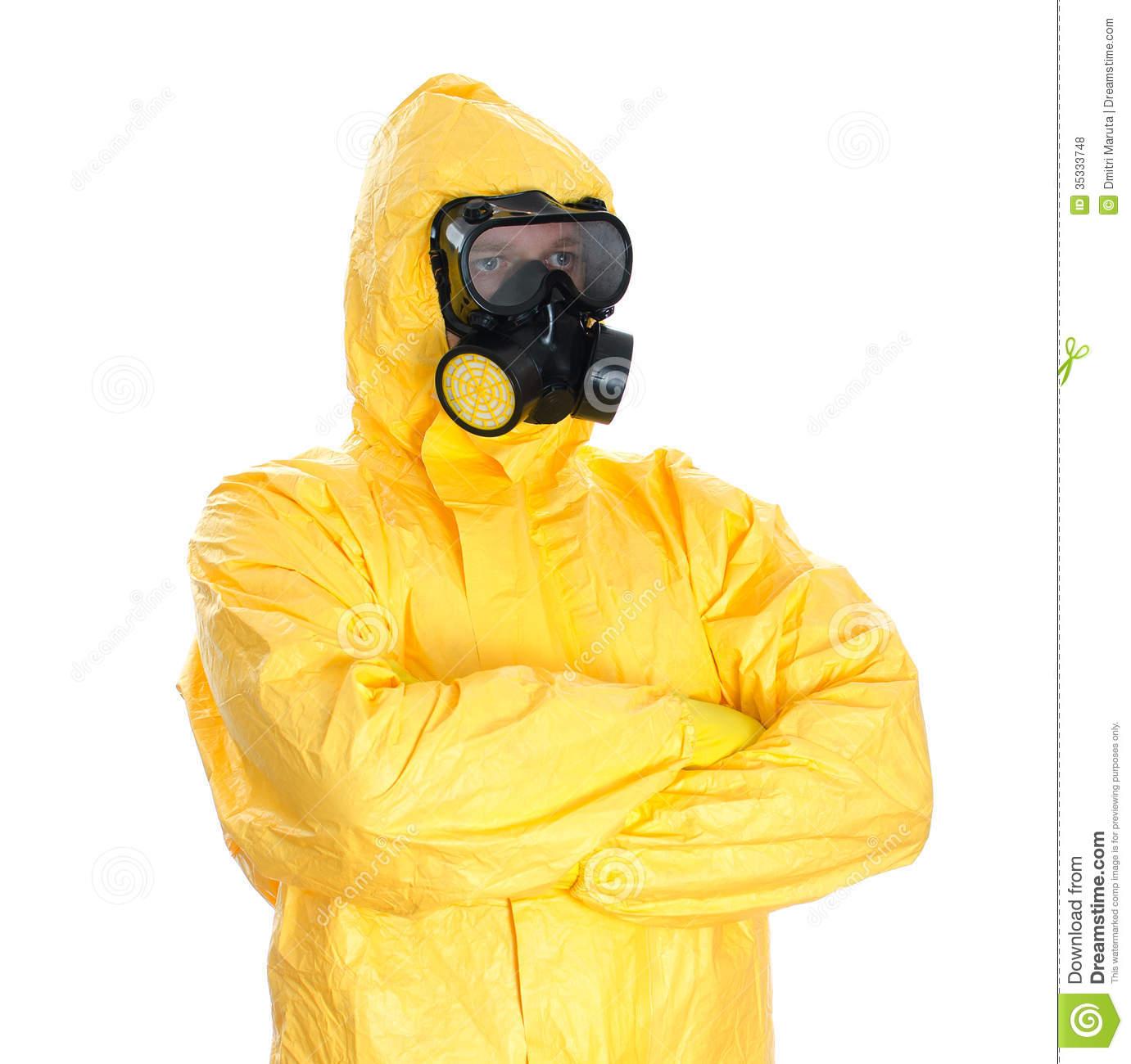Как сделать костюм от радиации