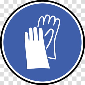 Glove Clothing Personal protective equipment , Ppe Symbols.