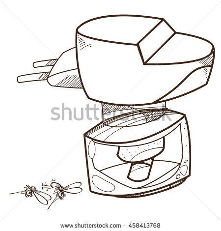 Cartoon Mosquito Clipart Stock Photos, Royalty.