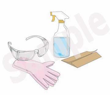 PPE Clip Art.