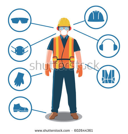 Personal Protective Equipment Stock Images, Royalty.