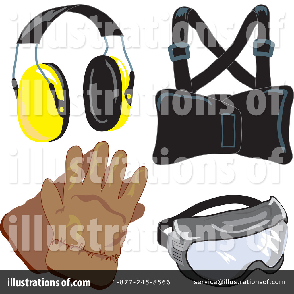 Safety Gear Clipart #72088.