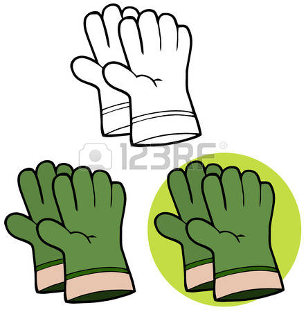 3,968 Protective Gloves Stock Vector Illustration And Royalty Free.