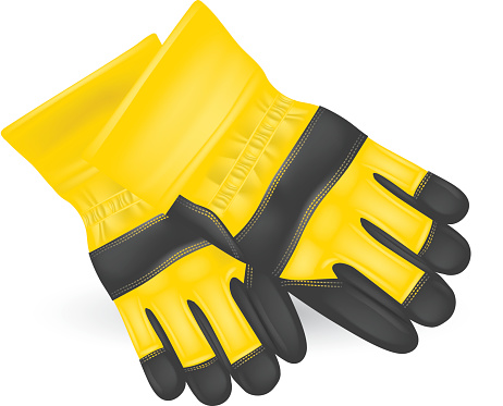Protective Gloves Clipart Clipground